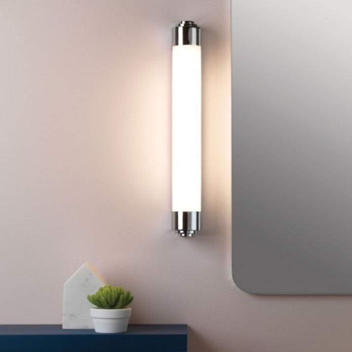 Graviti Applique Salle De Bain Led 50cm Chrome Bathroom Wall