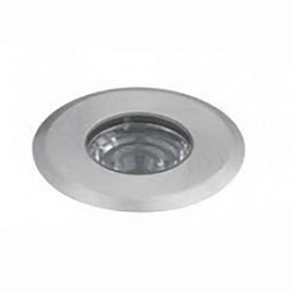 Bret Chrome Rond Led 1w 15 3000k Ip66